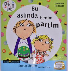 CHARLİE VE LOLA BU ASLINDA BENİM PARTİM