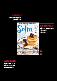 Sofra (Medya Kit 2020)