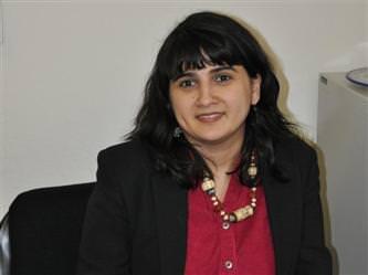 Orta Doğu'da uzun yıllar görev yapan gazeteci Natasha Tynes: