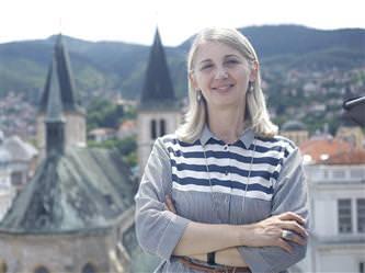 Saraybosna Yunus Emre Enstitüsü Müdürü Aida Öztürk: