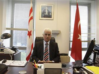 KKTC Cumhurbaşkanı Derviş Eroğlu: