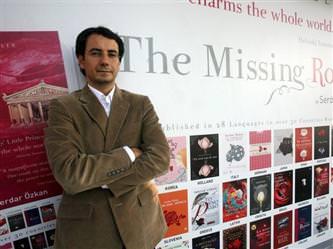 Uluslararası bestseller Kayıp Gül'ün yazarı Serdar Özkan: Karşılıksız ve sonsuz sevgiyi arıyorum