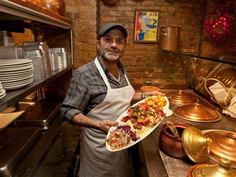 Manhattan'lılara Türk mutfağını sevdiren Şef Orhan Yeğen: Bir işi şahane yapamıyorsan, o işi yapmayacaksın
