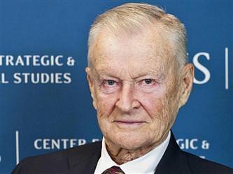 Obama'n�n ak�l hocas� Prof. Zbigniew Brzezinski: T�rkiye, Suriye i�in ne karar verirse takip edilmeli
