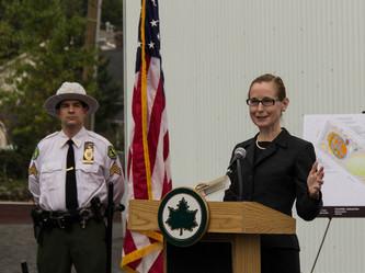 New York Parklar Müdürü Veronica White: Parklarda güvenlik için kural şart