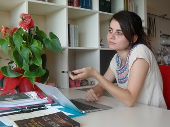 Gazeteci Feyza Gümüşlüoğlu: Suriye'de muhalifseniz ya hapistesiniz ya mezarda