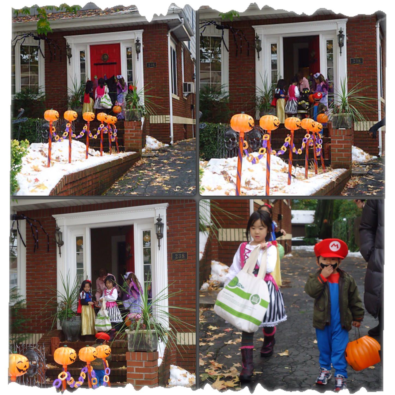 USA Sabah - Cadılar bayramı geçidi: 2013