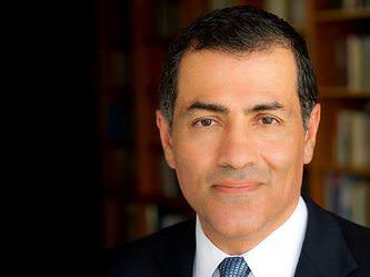 Johns Hopkins Üniversitesi Uluslararası İlişkiler Fakültesi Dekanı Prof. Dr. Vali Nasr: Davutoğlu'nun ufku İran'da yok