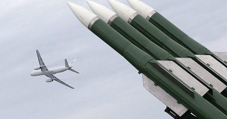 ABD, balistik füze savunma sistemini test etti