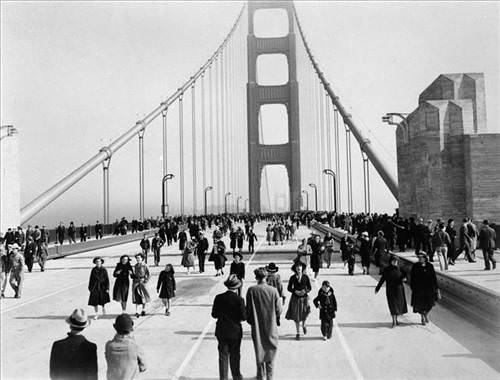 Altın Kap Köprüsü 75 yıl sonra hala görkemli!