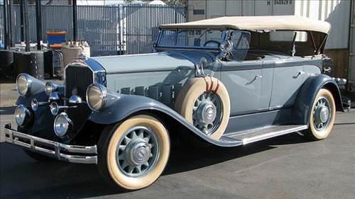 Charlie Chaplin'in 1929 model aracı satılıyor!