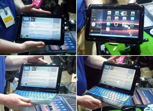 Hiç görülmemiş 10 tablet bilgisayar