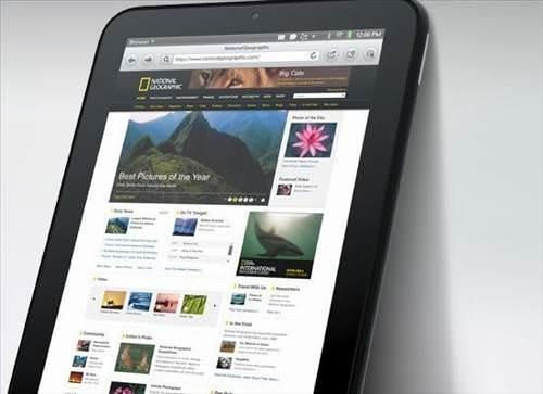 HP'nin iddialı ürünü TouchPad