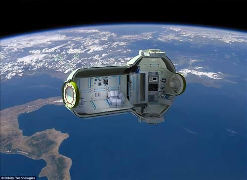 Ruslar uzaya otel yapıyorlar!