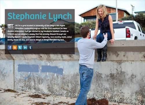 Stephanie lynch wedding