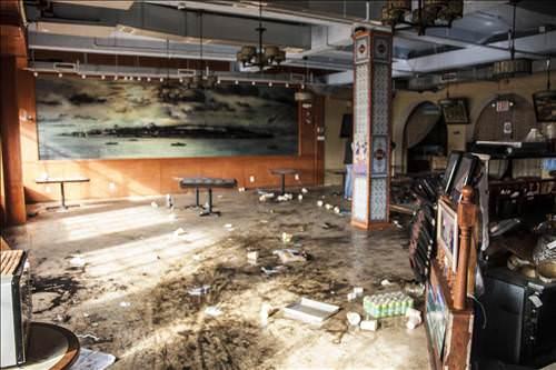 Sandy Türkleri de vurdu