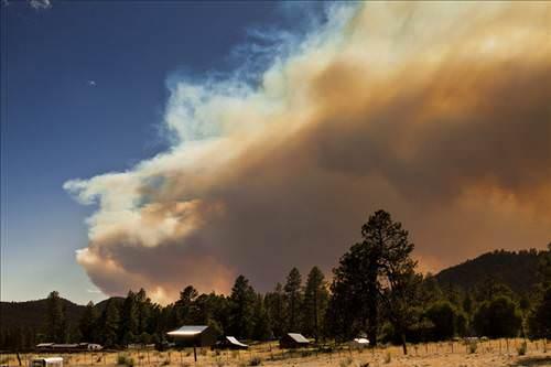 Arizona yangınları büyüyor
