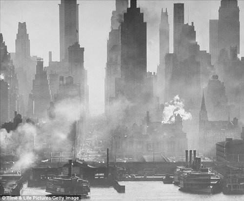 Bir zamanlar New York...