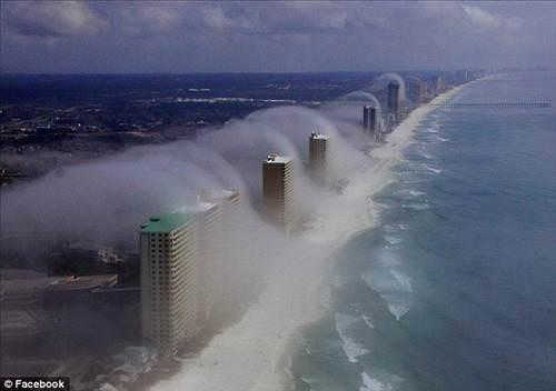 Bulut dalgaları