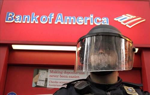 Eylemciler ABD'yi salladı