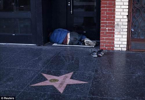 Hollywood'un evsiz sakinleri