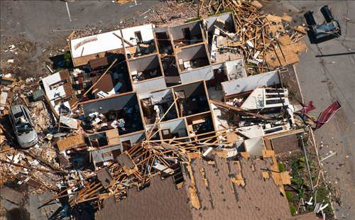 Kuzey Carolina afet bölgesi ilan edildi!