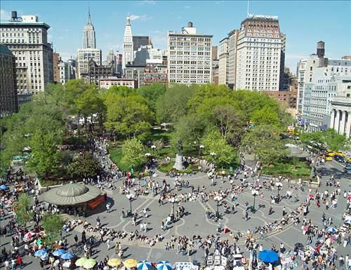 New York parklarında özgürlük kurala bağlı