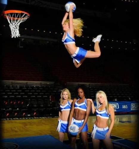 NBA kızları