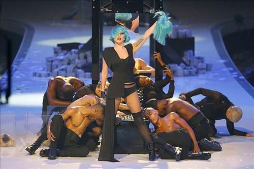 Lady Gaga Almanya'da!