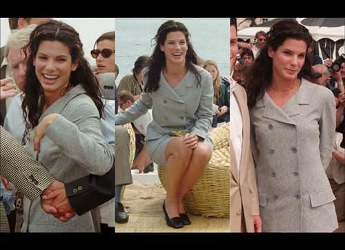Sandra Bullock'un Stil Evrimi