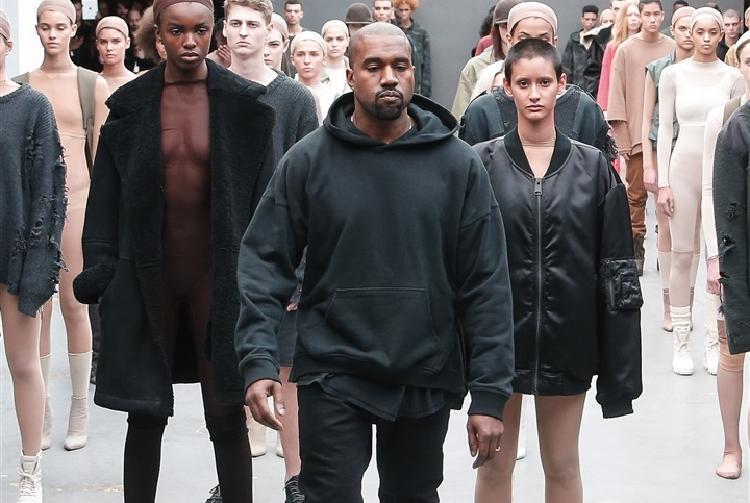 Kanye West x Adidas Originals 2015-2016 Sonbahar/Kış
