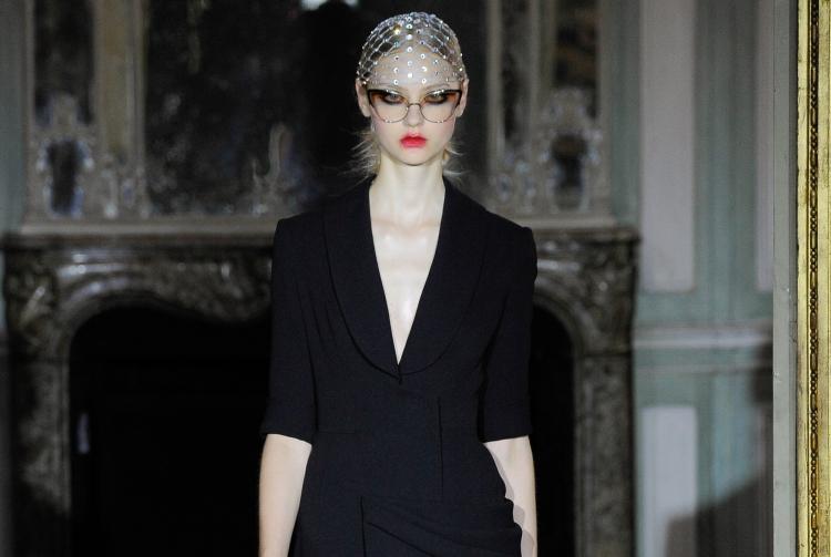 Ulyana Sergeenko 2015 Sonbahar/Kış Couture