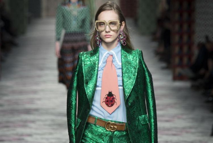Gucci 2016 İlkbahar/Yaz