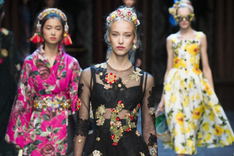 Dolce & Gabbana 2016 İlkbahar/Yaz