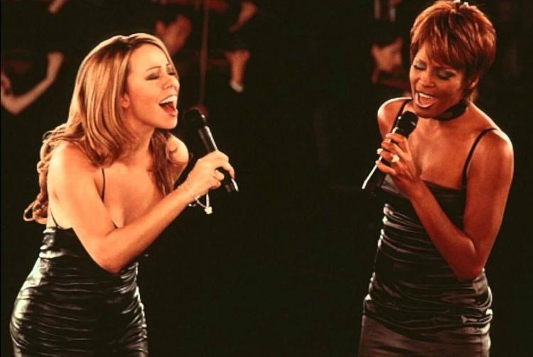 Mariah Carey & Whitney Houston