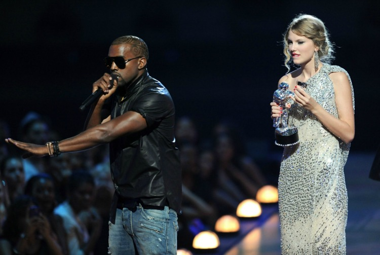 İplerin Koptuğu O İlk An: MTV Video Music Awards 2009
