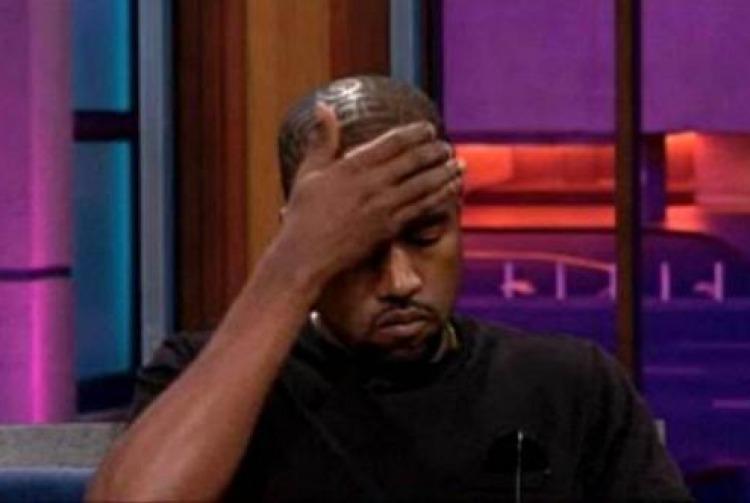 Son Pişmanlık Neye Yarar Kanye?!