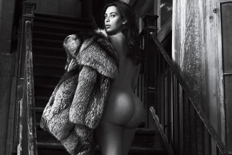 Kanye'nin Müttefiği Kim Kardashian
