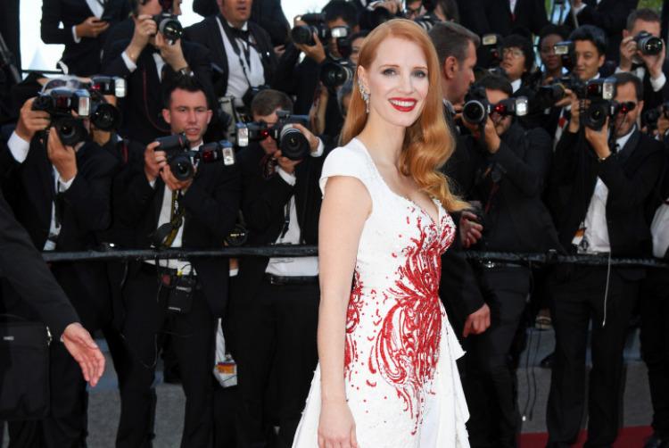2017 Cannes: En İyi Kırmızı Halı Görünümleri