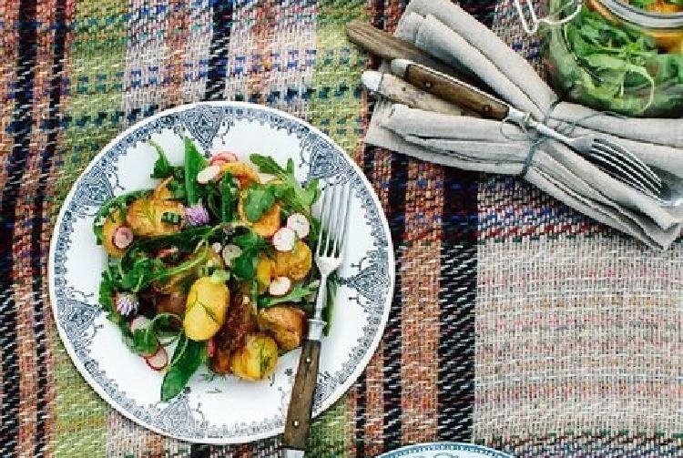 Healthy Vegetarian Soul Food by Krautkopf