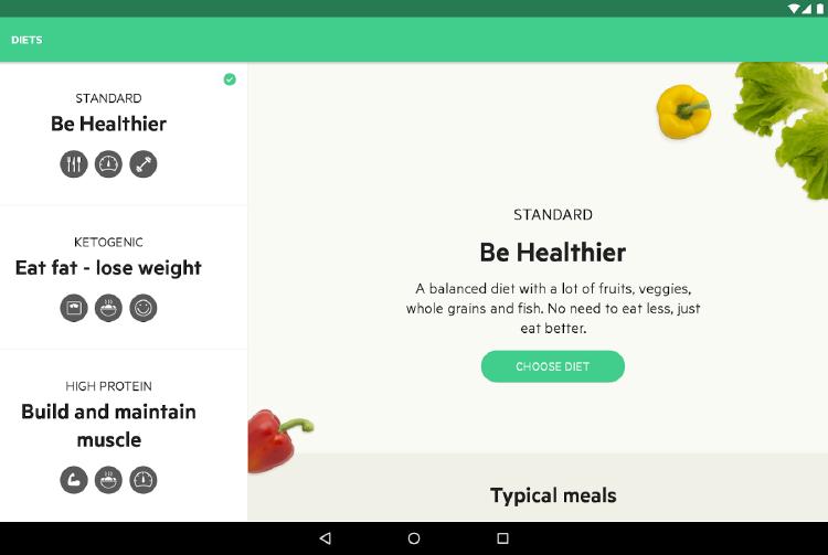 Lifesum: Diet & Health Tracker