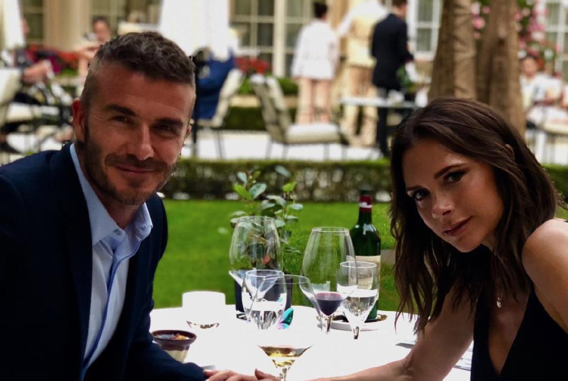 Evlilik Yıl Dönümünüz Kutlu Olsun Victoria & David Beckham!