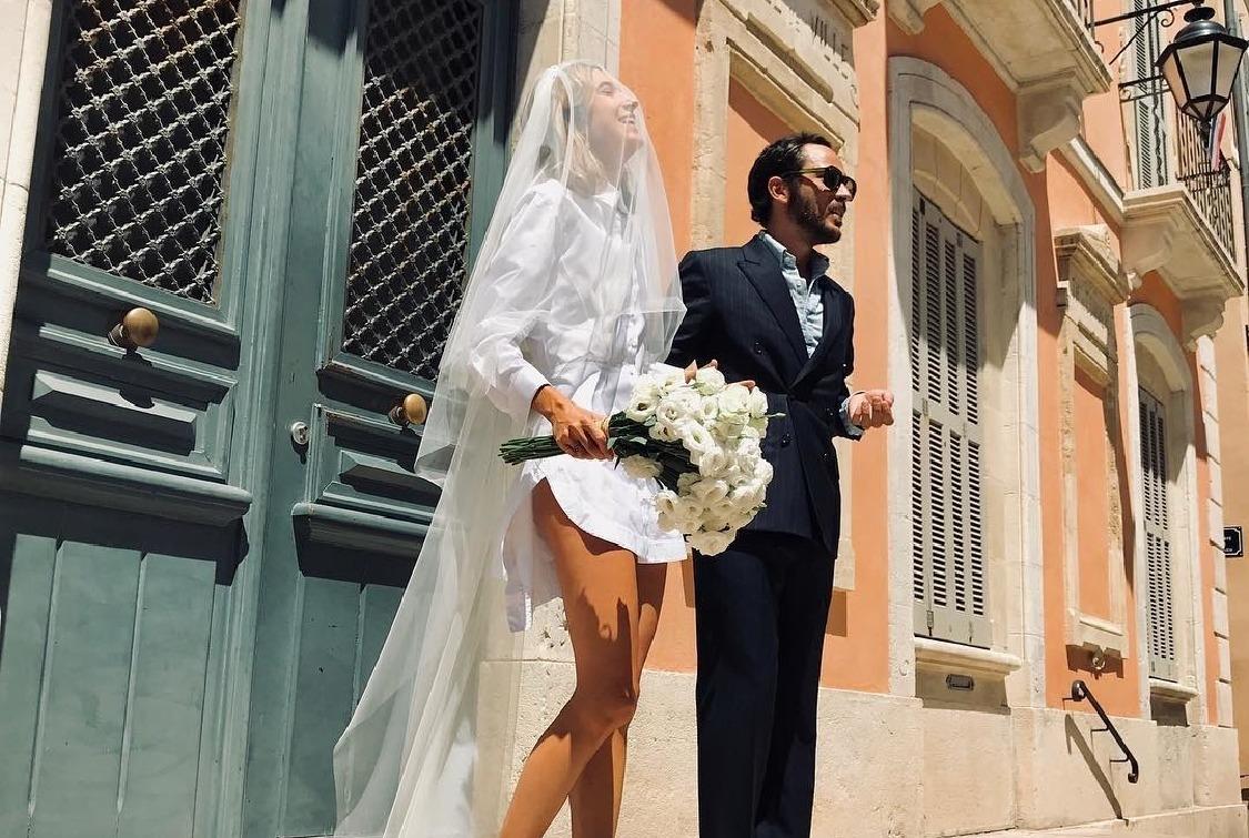 Lolita Jacobs'ın İlham Veren Düğünü