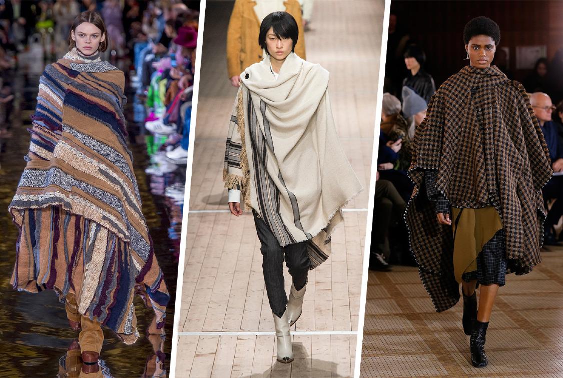 Yeni Nesil Dış Giyim: Pelerin