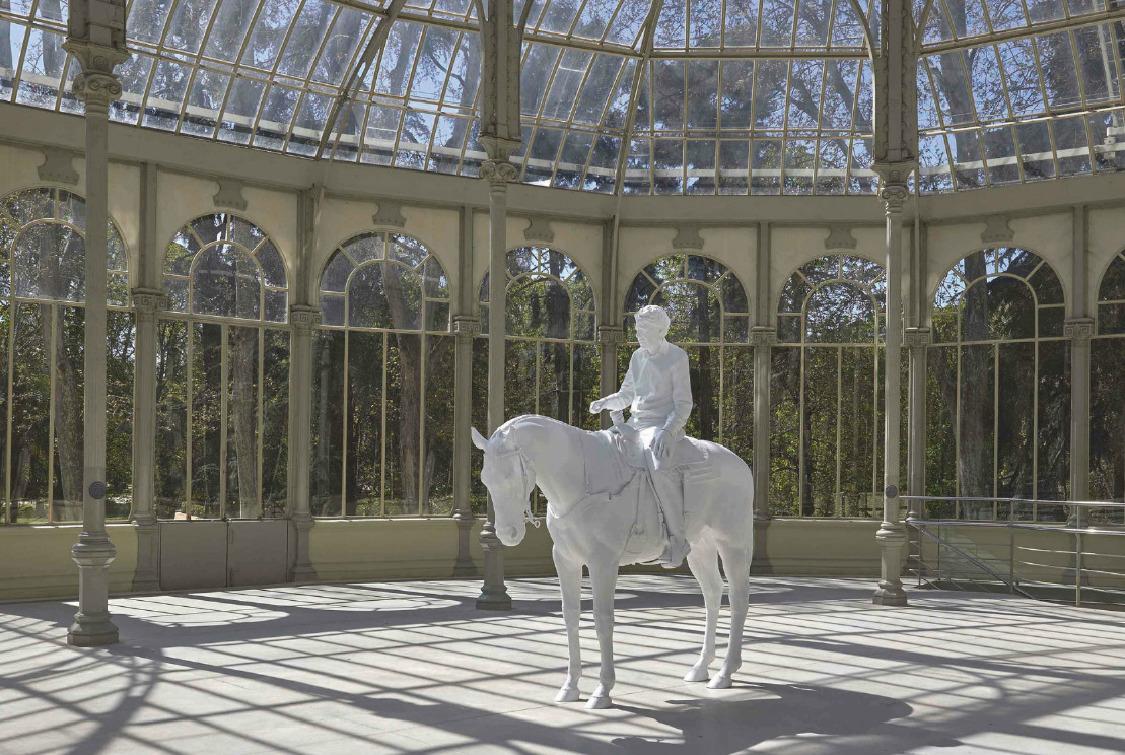 Museo Reina Sofia, Palacio de Cristal, Madrid
