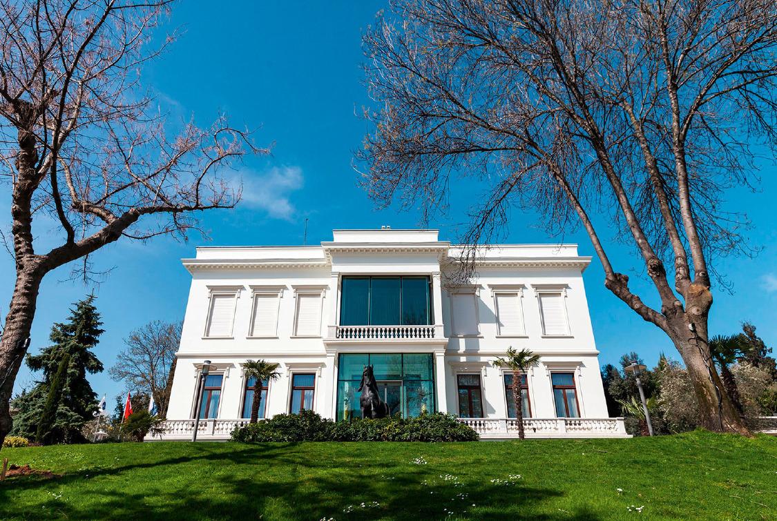 Sakıp Sabancı Müzesi, İstanbul