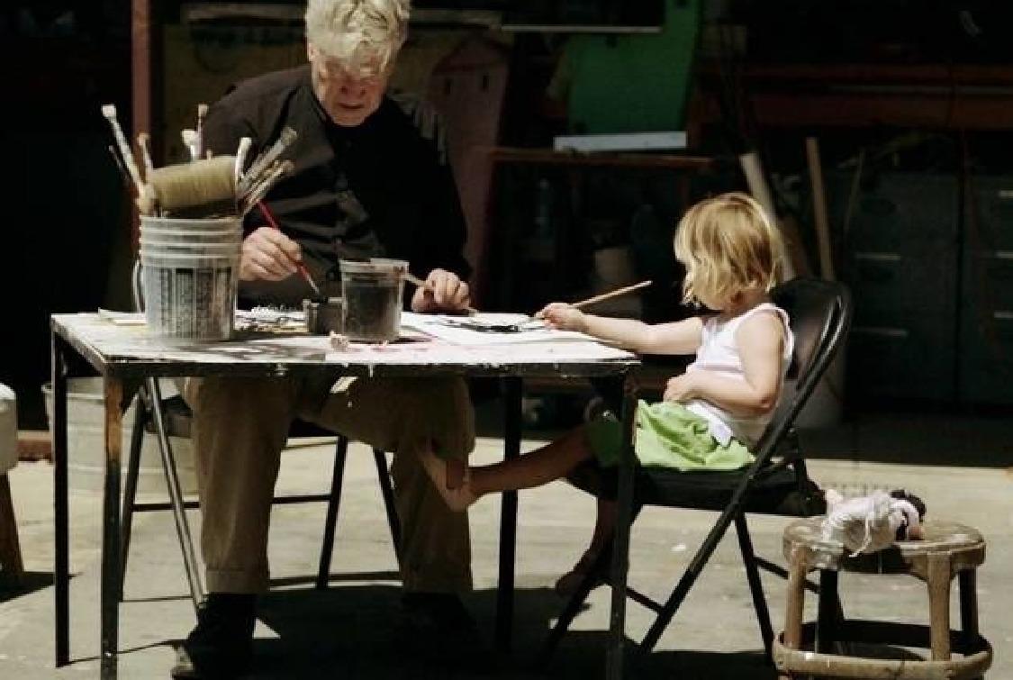 Bonus: David Lynch: The Art Life
