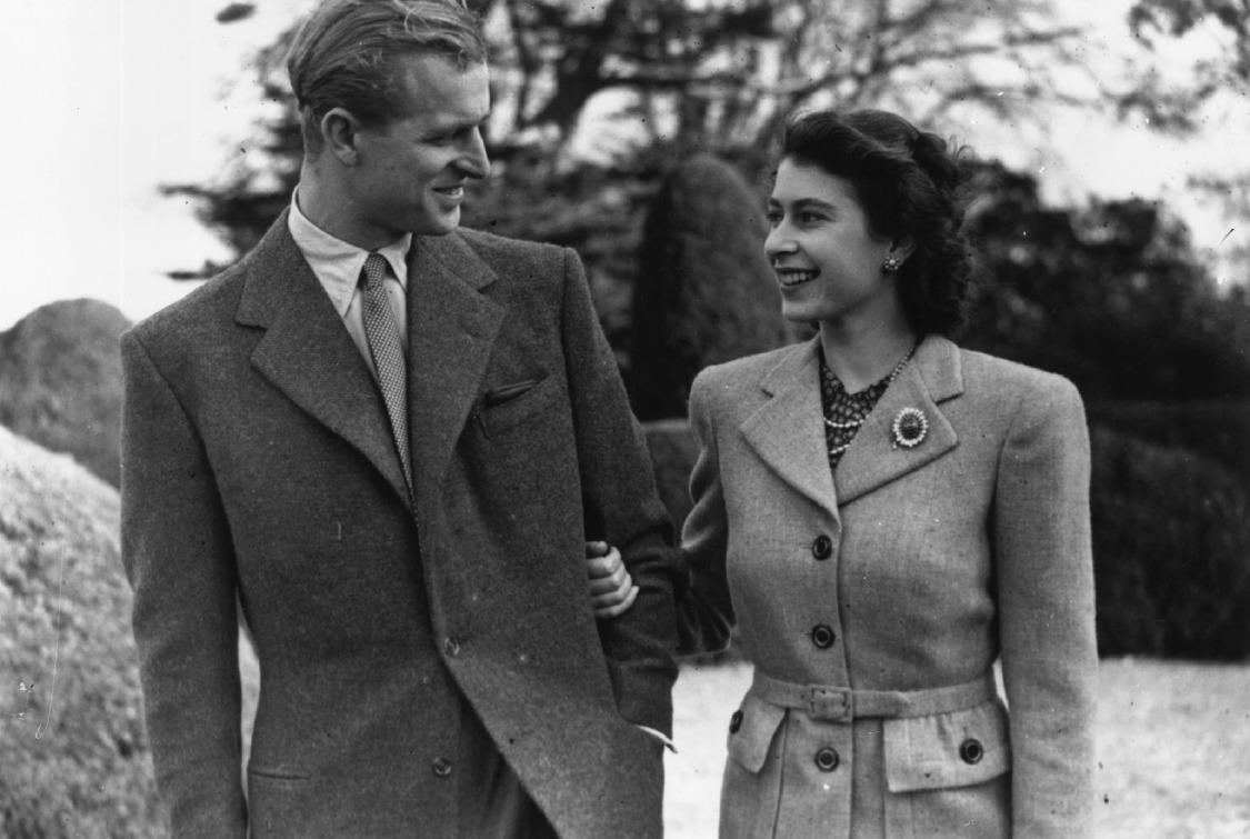 Kraliçe Elizabeth ve Prens Philip'in 72. Yıl Dönümü