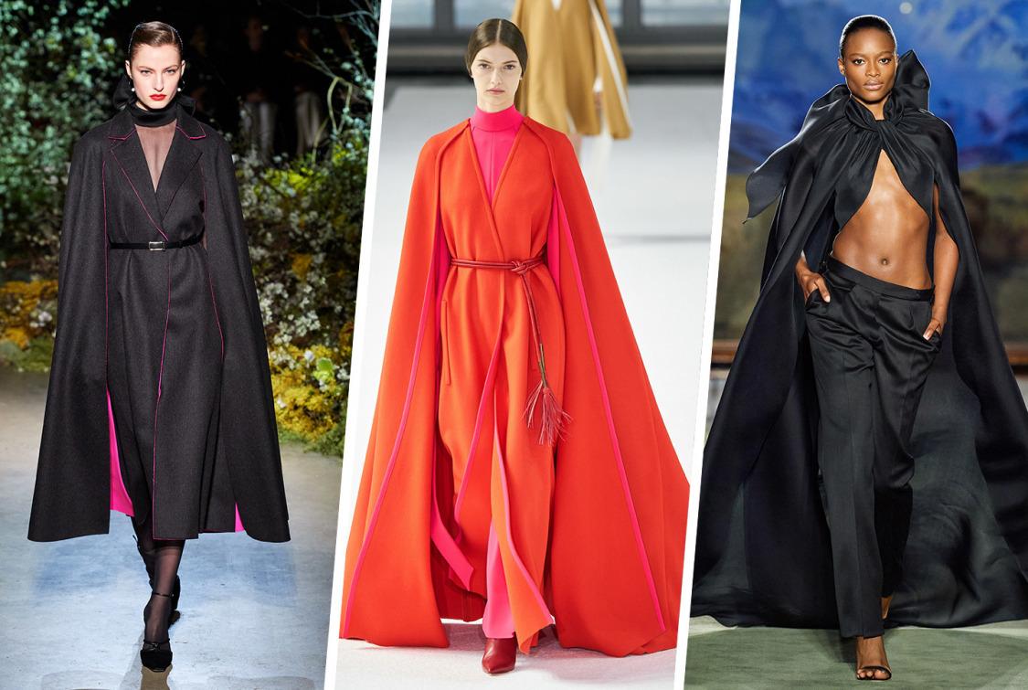Büyülü Dış Giyim: Pelerin