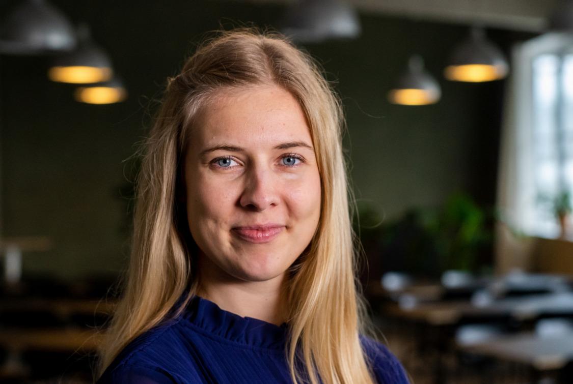 Anna-Sophie Hartvigsen, Danimarka